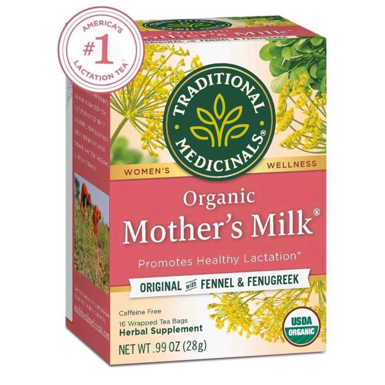 Té Mothers Milk