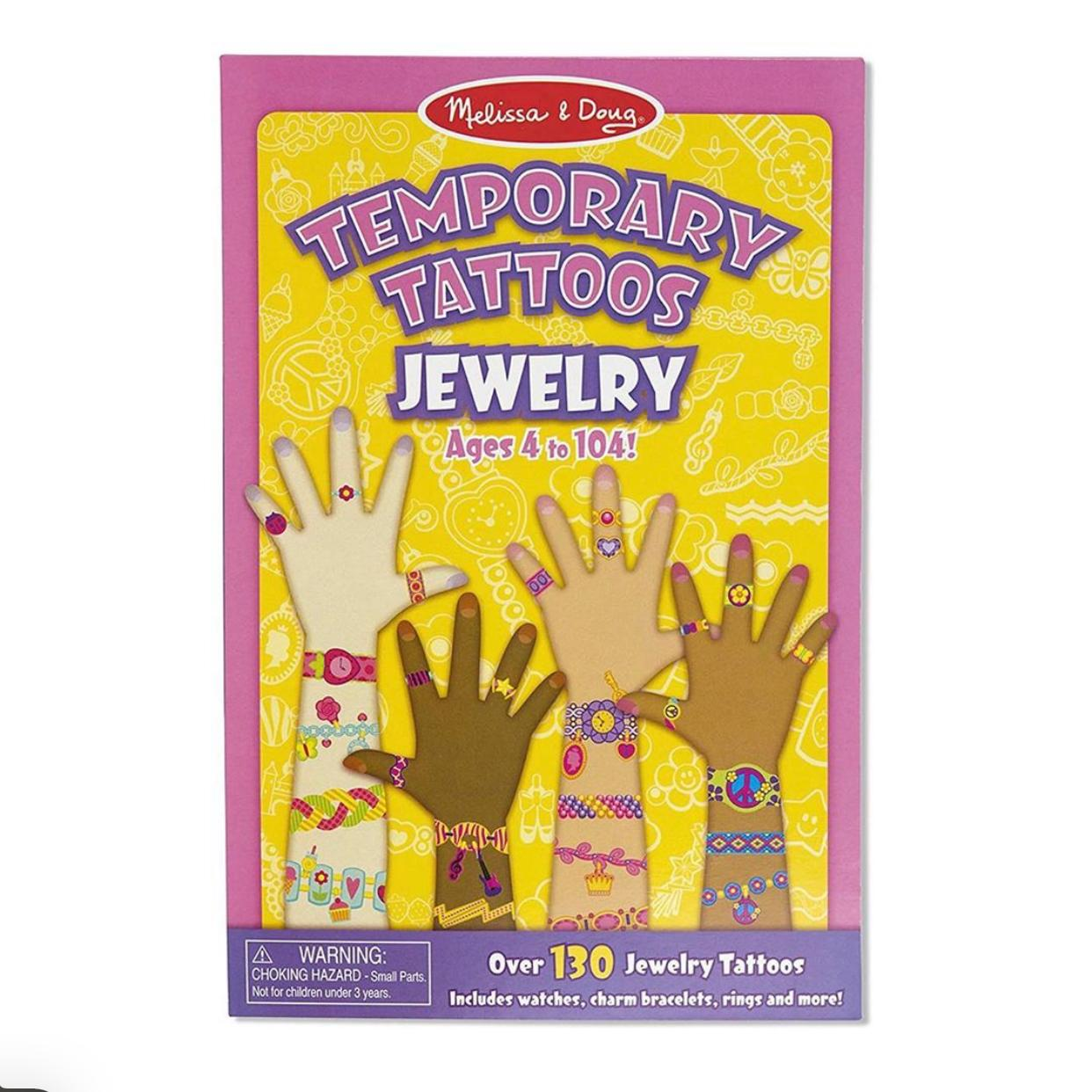 Tatuajes Temporales joyas
