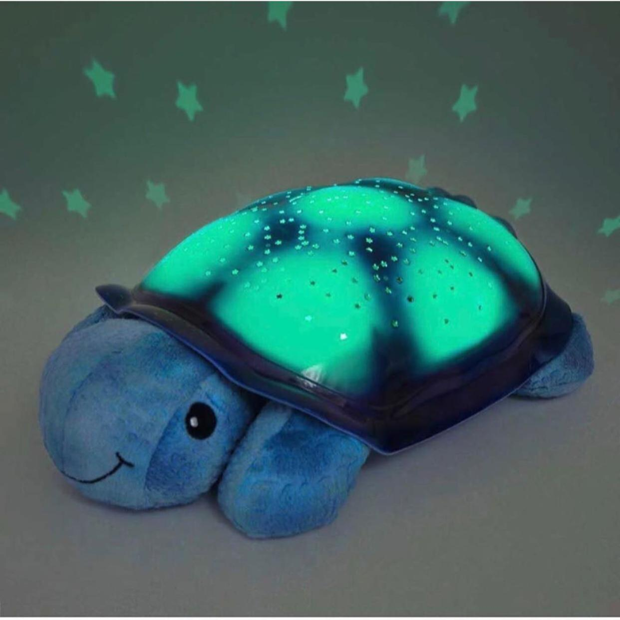 Proyector Tortuga (Twilight Turtle) azul