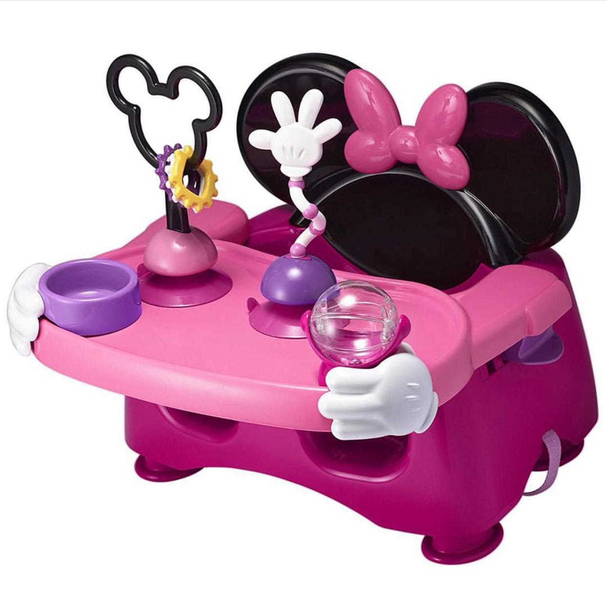 Silla 2 en 1 Disney Minnie Mouse