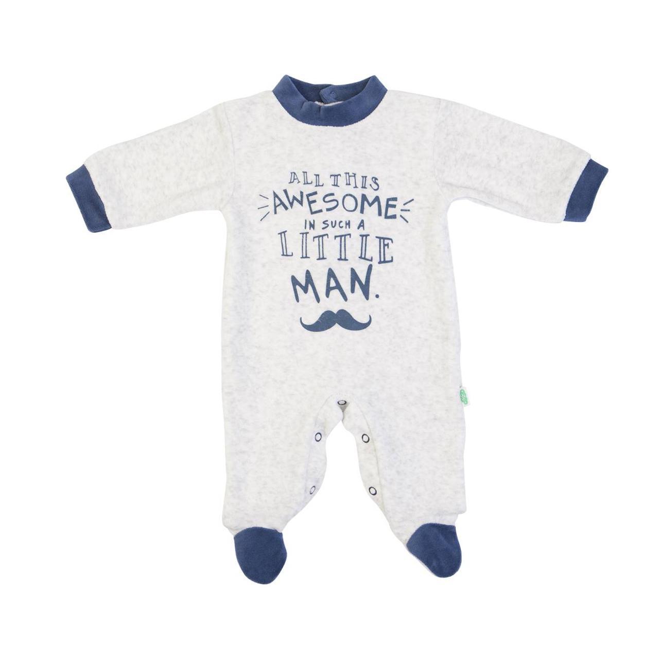Pijama Little Man