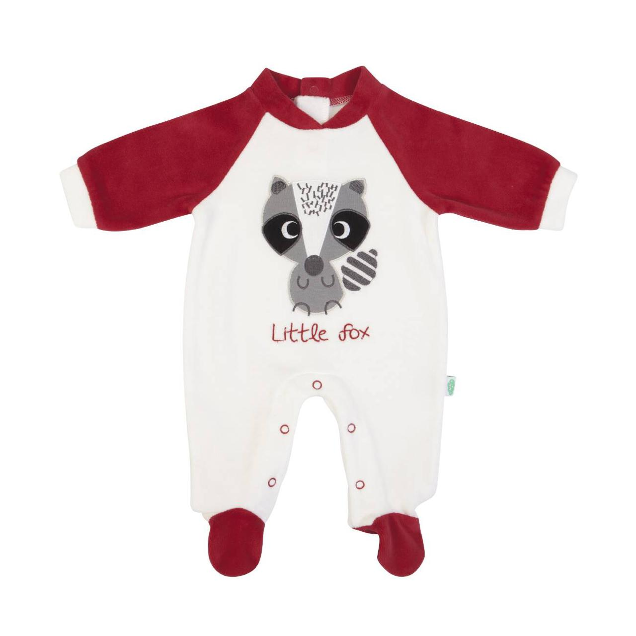 Pijama Little Fox
