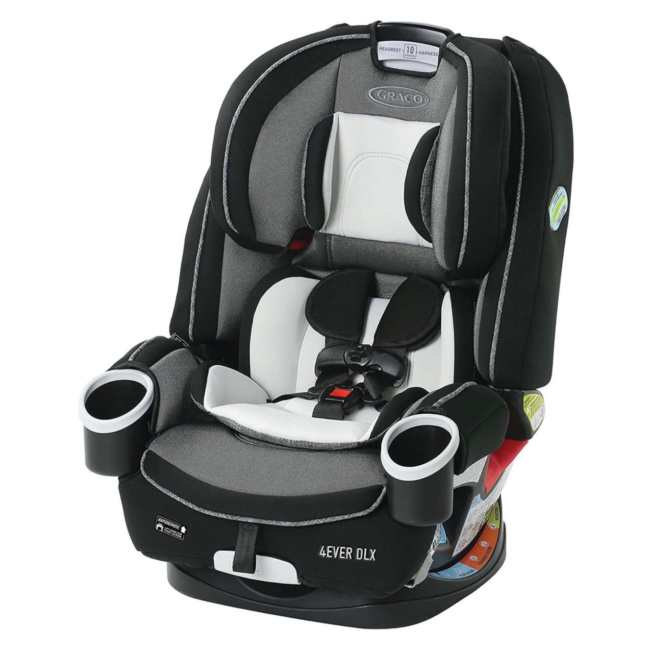 Silla para Carro 4Ever™ All-in-1 DLX Fairmont