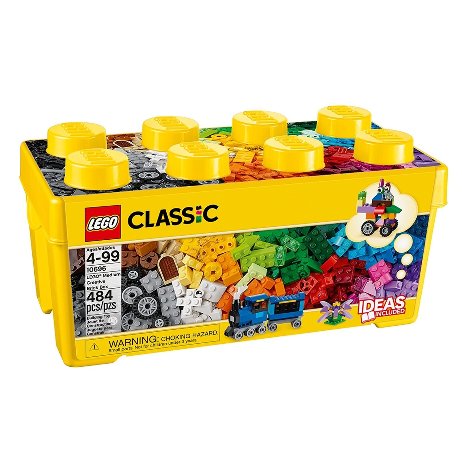 LEGO CLASSIC 484 PZS