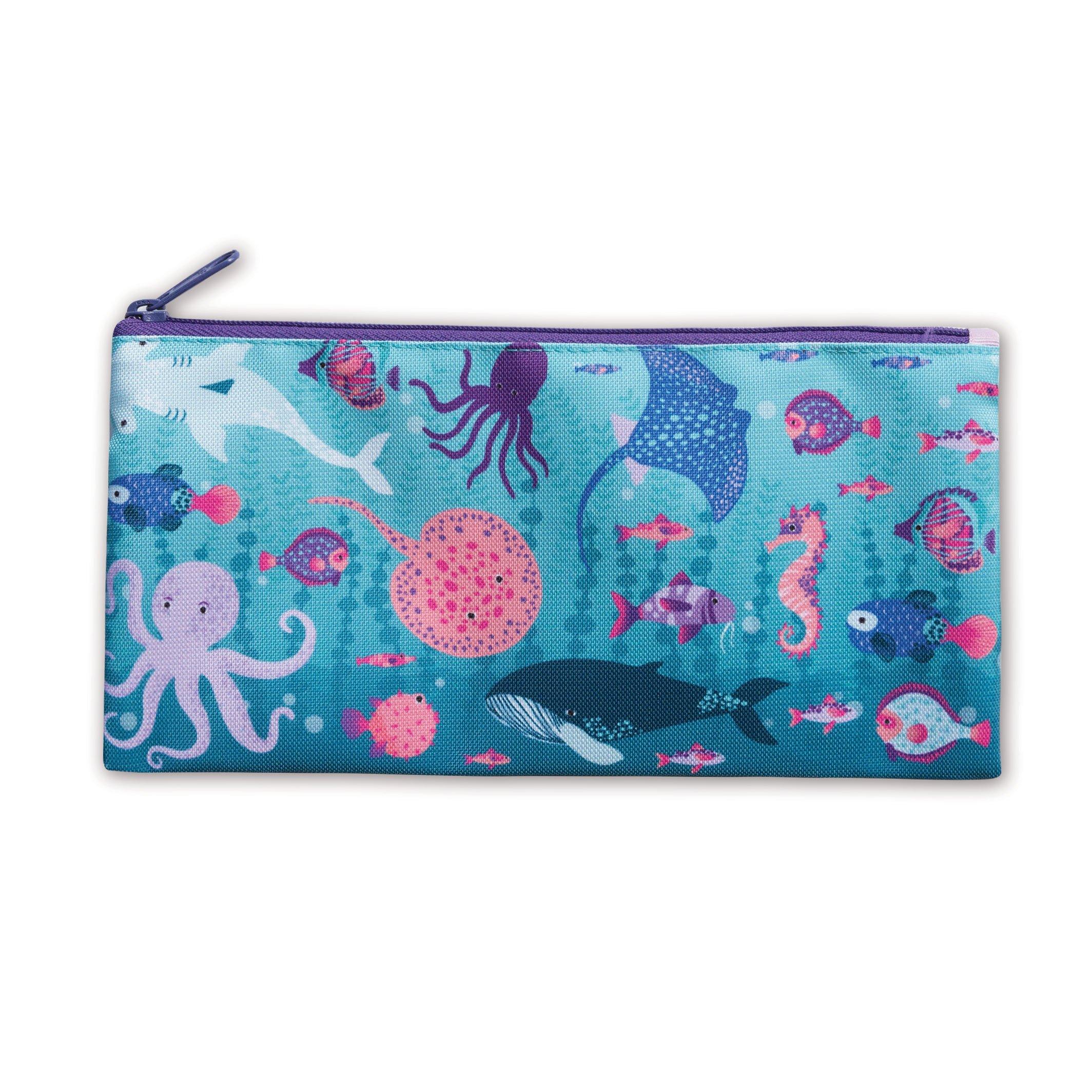 Bolsa de color sencilla Mar