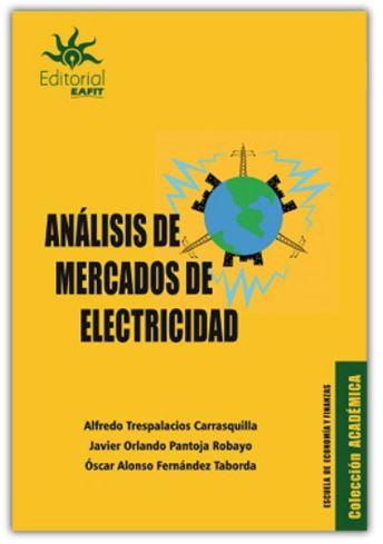 ANALISIS DE MERCADOS DE ELECTRICIDAD