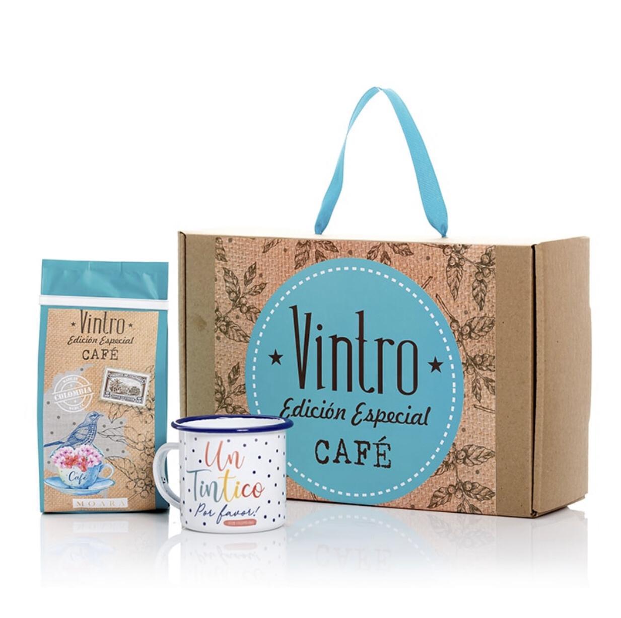 Kit de café un tintico