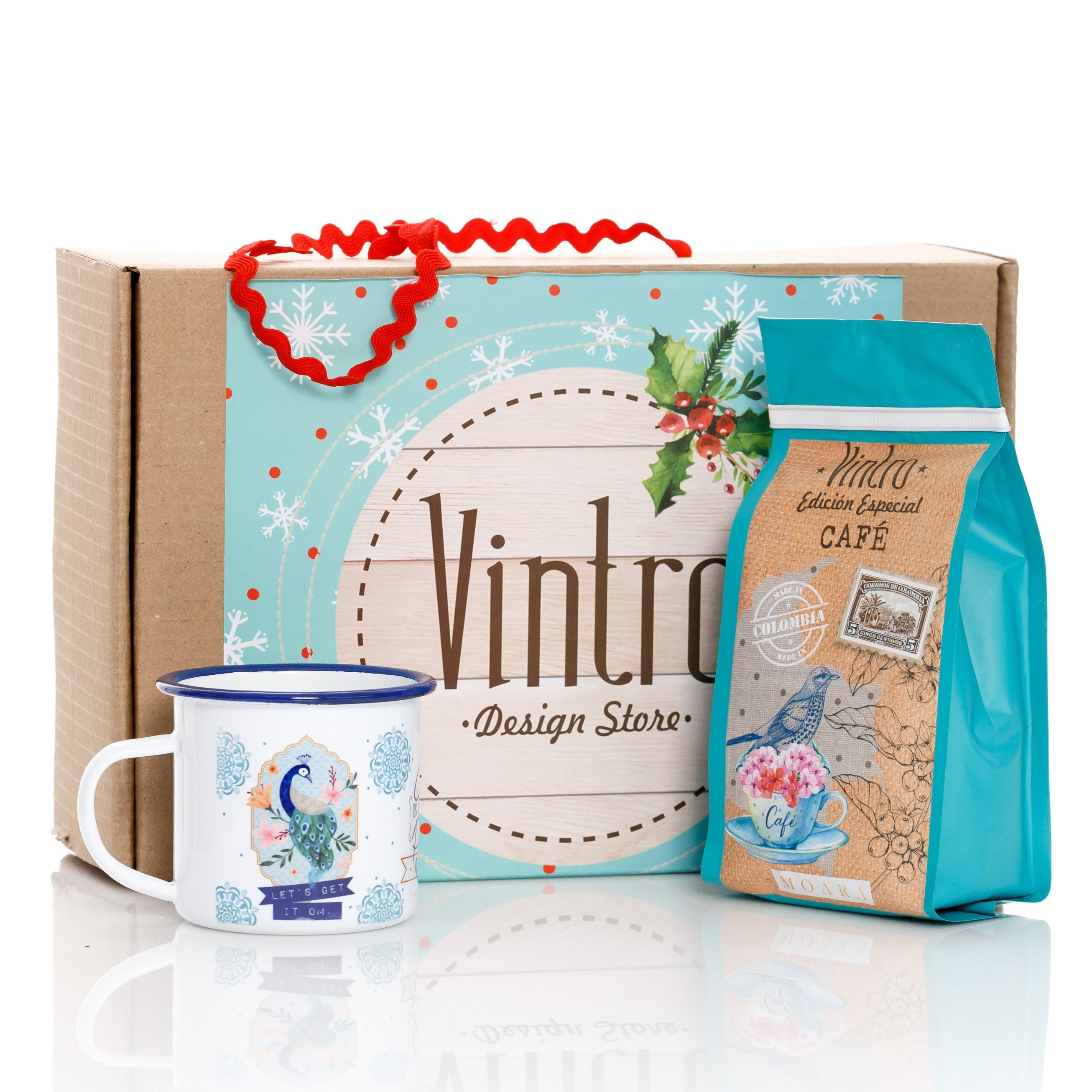 kit de café pavo