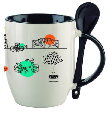 Mug Cuchara