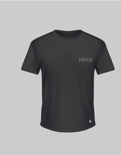 Camiseta fuerza Kratos