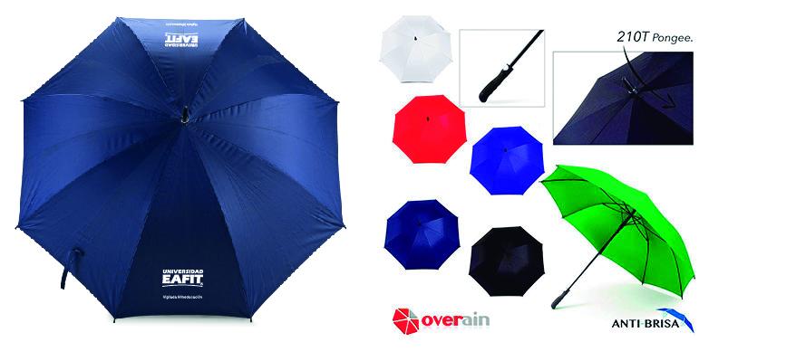 Paraguas Golf EAFIT