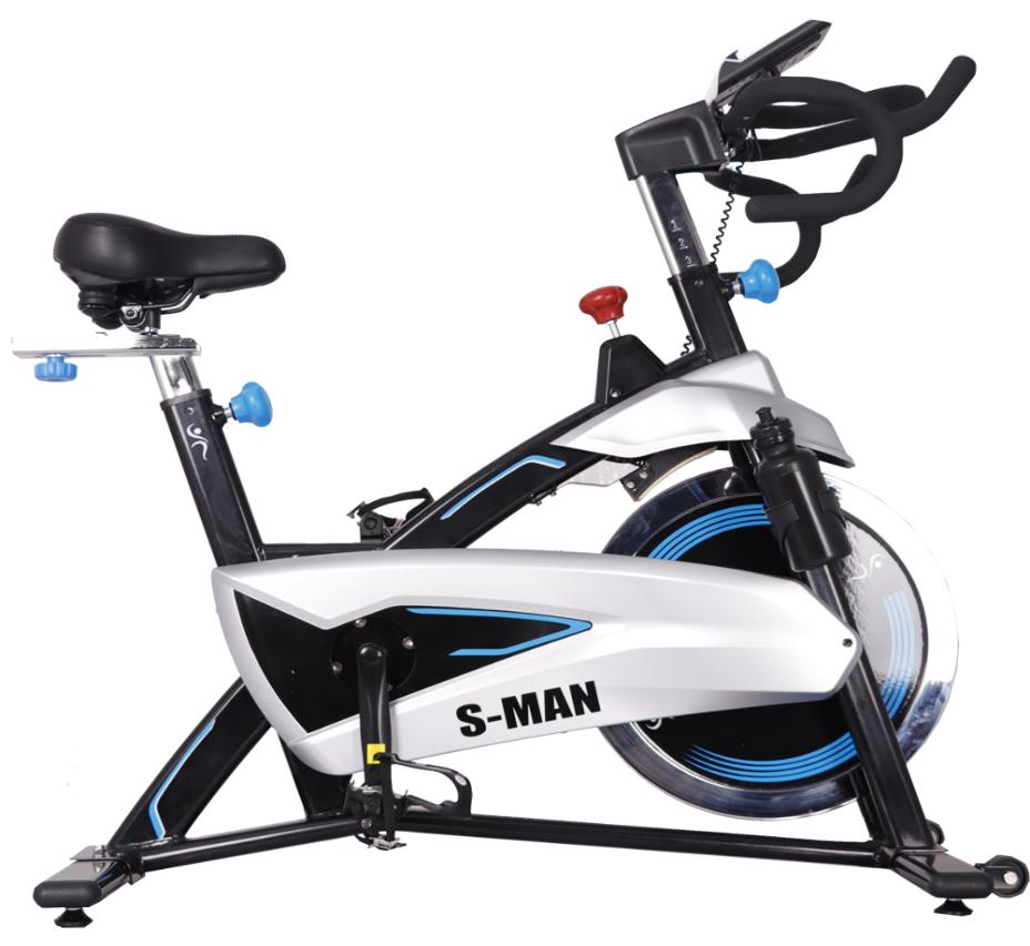 Bicicleta Spinning Movifit S- Man.