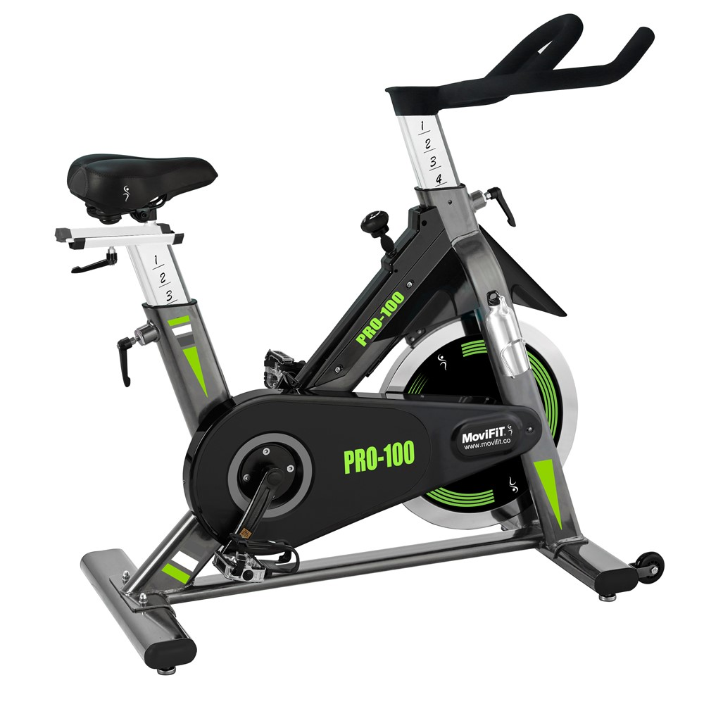 Bicicleta Spinning Movifit Pro100