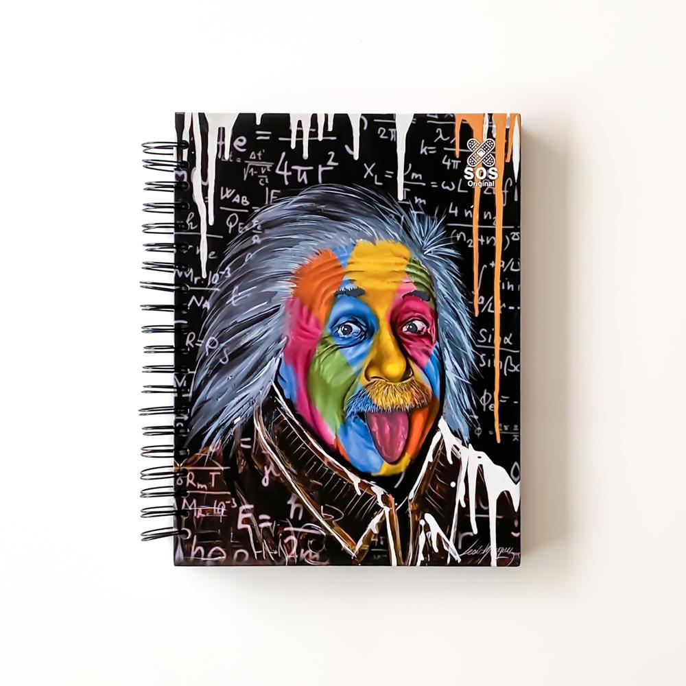 Cuaderno - Albert Einstein