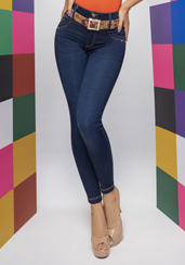JEANS KAURY OSCURO