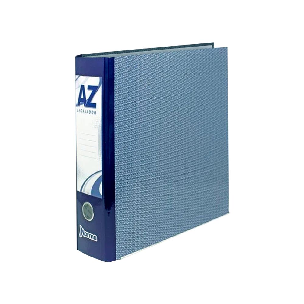 A-Z OFICIO NORMA AZUL PLASTIFICADA