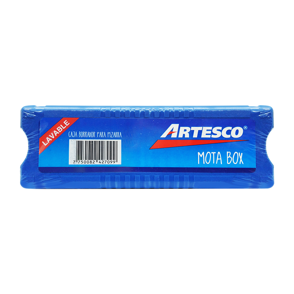 CAJA BORRADOR PARA TABLERO ARTESCO MOTA BOX