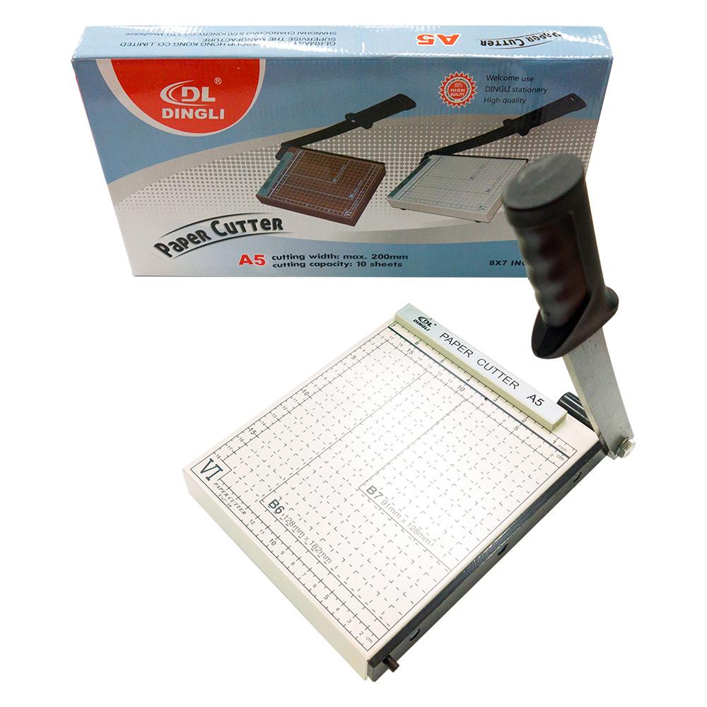 GUILLOTINA METALICA DING LI DL829-6 A5