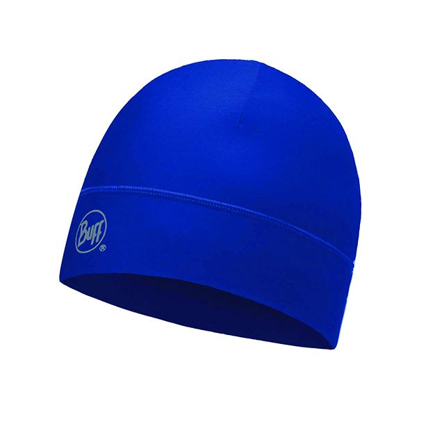 BUFF GORRO MICROFIBRA 1 LAYER SOLID BLUE