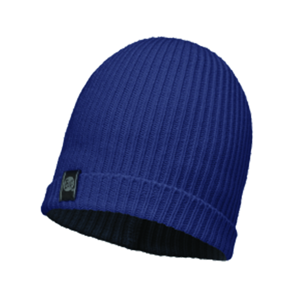BUFF KNITTED HAT BASIC DARK NAVY