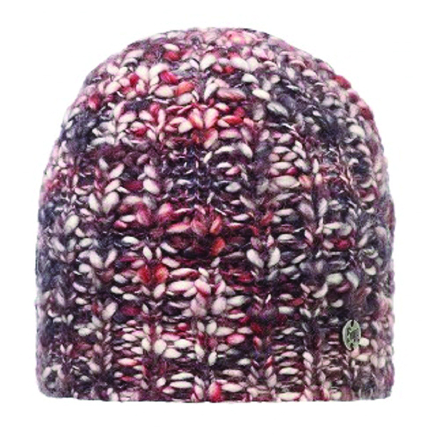 BUFF KNITTED HAT TAY RUBY WINE
