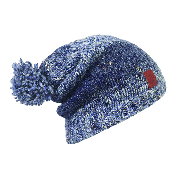 BUFF KNITTED HAT DRYN ENSIGNBLUE