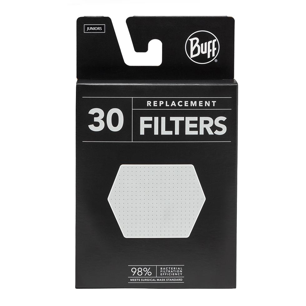 BUFF FILTER 30 KIDS-WHITE-ONESIE