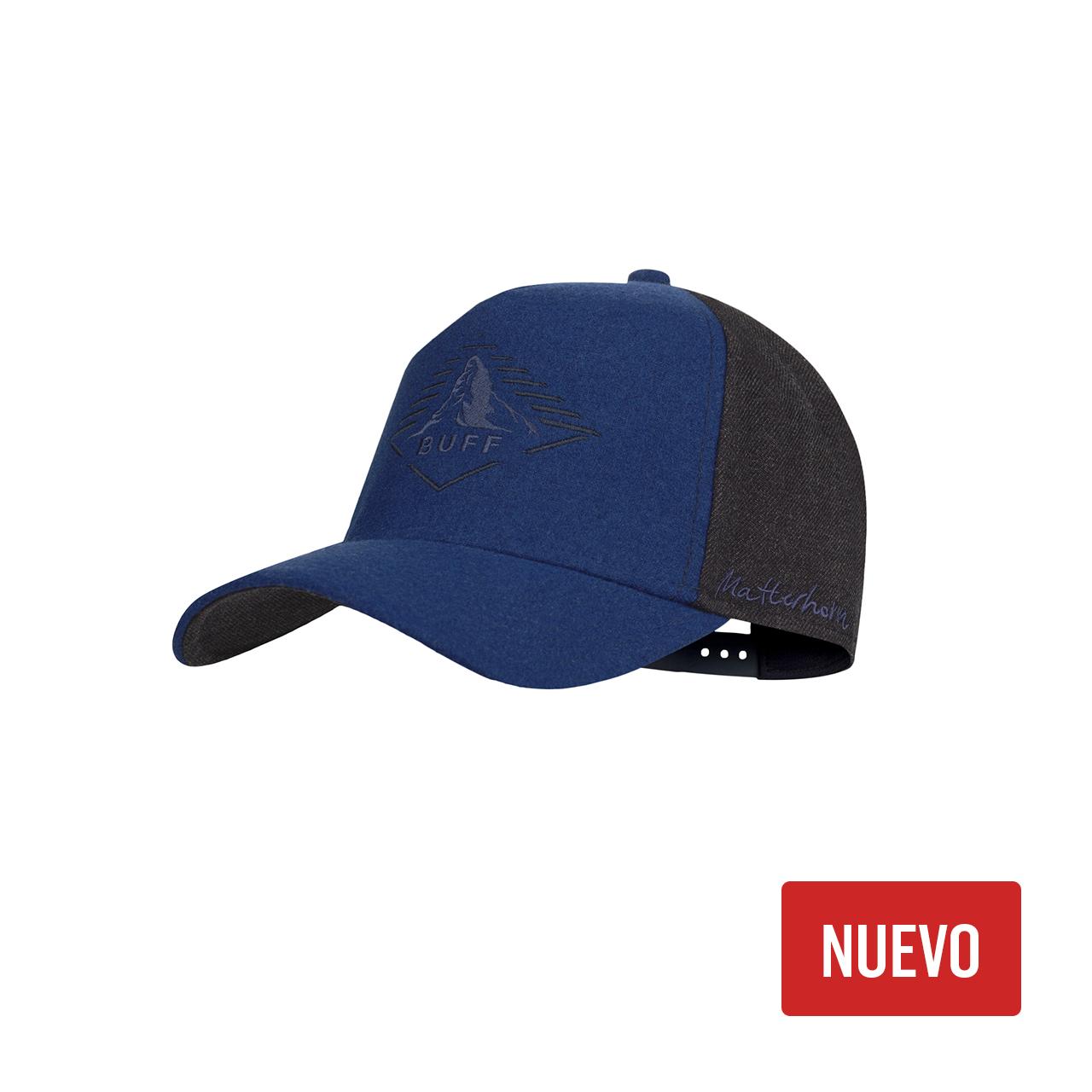BUFF SNAPBACK CAP MATTERHORN BLUE