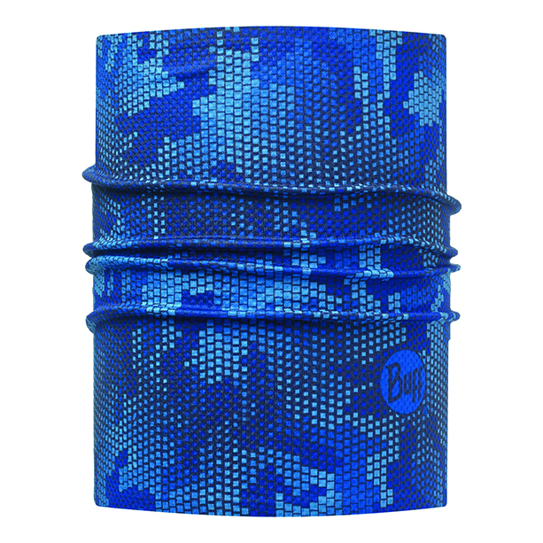 BUFF HELMET LINER PRO BINARY ROYAL BLUE