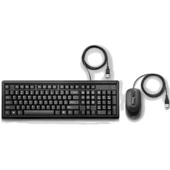 COMBO TECLADO HP USB