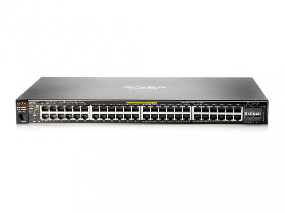 HP 2530-48G-PoE+ Switch