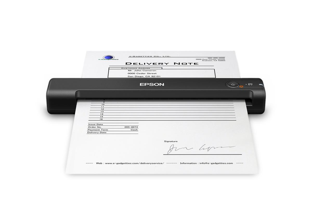 Escáner Portátil de Documentos WorkForce ES-50
