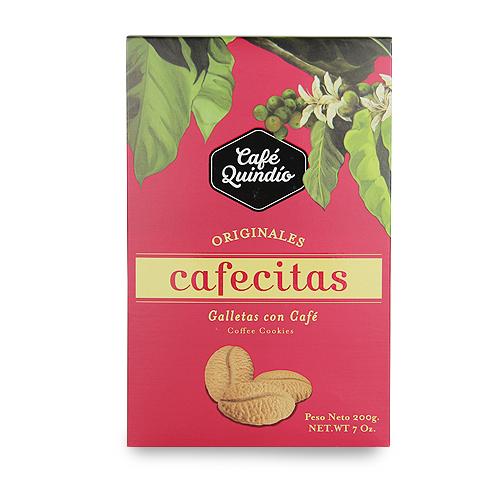 GALLETAS CAFECITAS PAQ. 100 GRAMOS