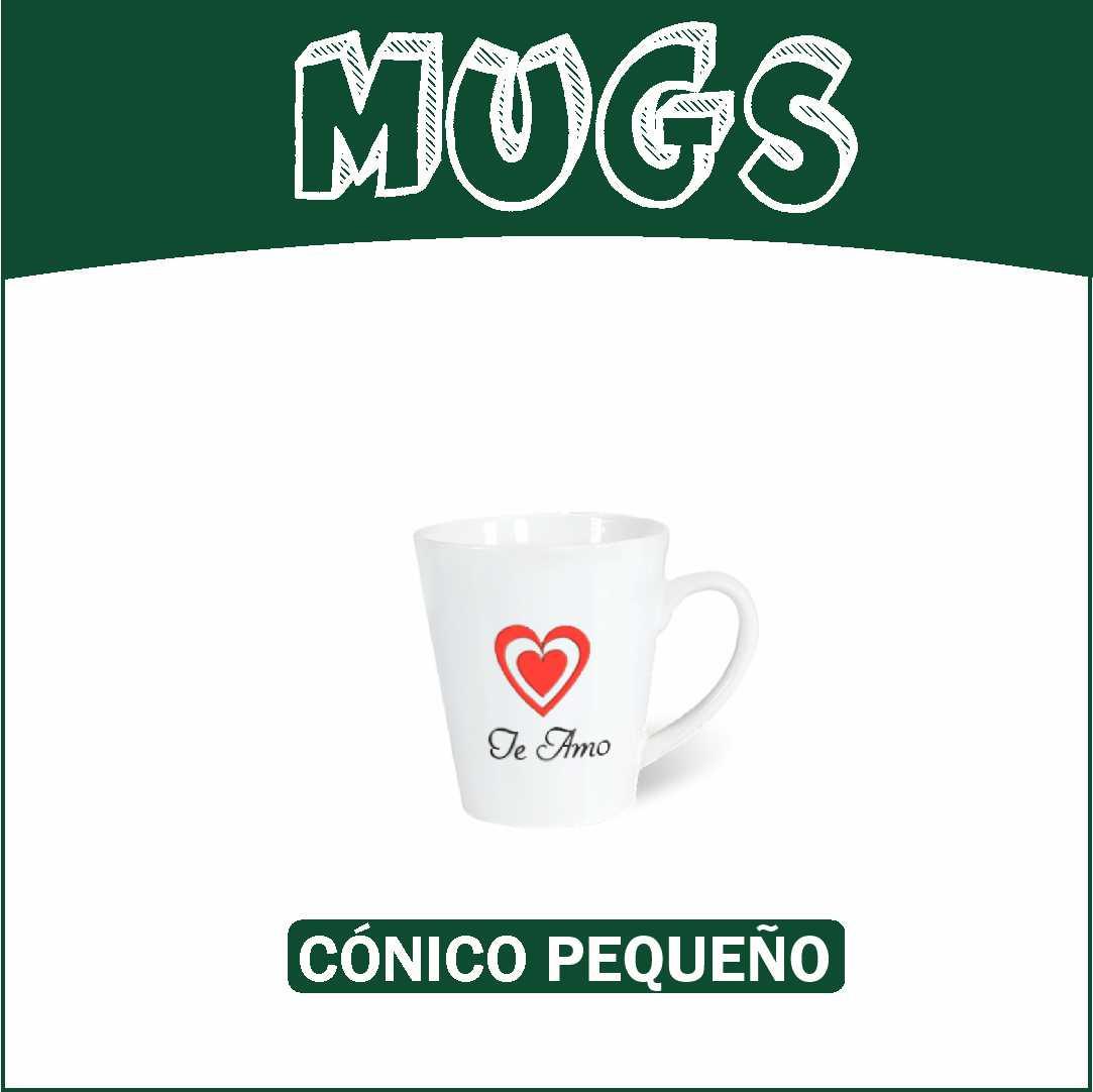 Mugs Conico Pequeño